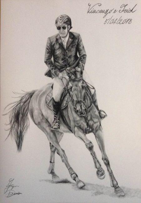 Carboncino galleria ritratti di cavalli quadri di for Disegni di cavalli a matita